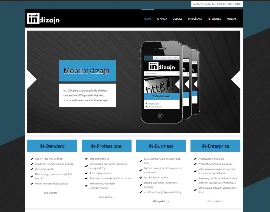 predloške web stranica